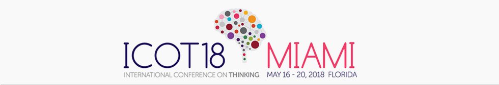 ICOT 18 - International Conference on Thinking - Cultivating Mindsets for Global Citizens