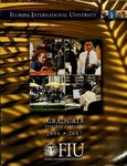 Graduate course catalog (Florida International University). [2006-2007]