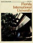 University catalog (Florida International University). [1981-1982] by Florida International University