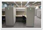 FIU Medical Library Cubicles by Florida International University