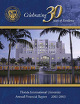 Annual financial report for the fiscal year 2002-2003 by Florida International University