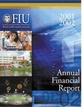 Annual financial report for the fiscal year 2001-2002