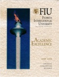 Annual financial report for the fiscal year 1998-1999 by Florida International University