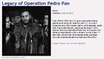 Legacy of Operation Pedro Pan, Lecture by Anita Casavantes Bradford