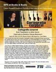 Cartografía corporal, Book Presentation by Lillian Guerra