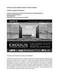 Exodus: Alternate Documents [Press Release]