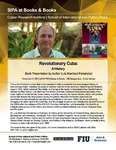 Revolutionary Cuba: A History, Book Presentation by Author Luis Martínez-Fernández