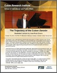The Trajectory of the Cuban Danzón, Illustrated Lecture by José Ruiz Elcoro