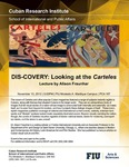DIS-COVERY: Looking at the Carteles, Lecture by Alison Fraunhar