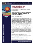 Inter-University Program for Latino Research: Summer Institute for Latino Public Policy