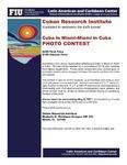 Cuba in Miami-Miami in Cuba Photo Contest