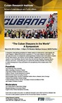 The Cuban Diaspora in the World A Symposium