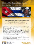 The Symbolism of Race in Cuba Today- Presentation by Pedro Perez- Sarduy