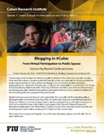 Blogging #Cuba: From Virtual Participation to Public Spaces