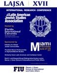LAJSA XVII International Research Conference of the Latin American Jewish Studies Association