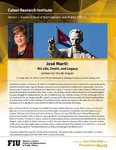 Jose Marti: His Life, Death, and Legacy