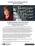 The World and My Cuba in the Diario- Book Presentation by Author Uva de Aragón and Editor Vitalina Alfonso