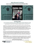 Craving Cuba Film Screening and Discussion with Director Zuzelin Martin Lynch