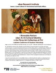 A Moveable Nation: Cuban Art & Cultural Identity in the Pérez Art Collection at FIU Academic Conference & Teachers'Workshop