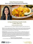 Living and Eating Comida Criolla in New York City