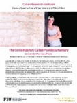 The Contemporary Cuban Postdocumentary