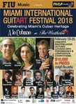 Miami International Guitart Festival 2018