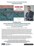 Reading Cuba: Literary Discourse and Transcultural Geography