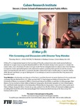 EI Mar y El: Film Screening and Discussion with Director Tony Mendez