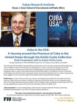 Cuba in the USA: A Journey around the Presence of Cuba in the United States through the Emilio Cueto Collection