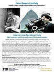 Lezama Lima: Speaking Freely by Ernesto Fundora Hernandez