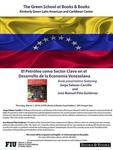 El Petroleo como Sector Clave en el Desarrollo de la Economia Venezolana