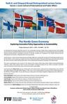 The Nordic Green Economy