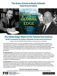 The Global Edge: Miami in the Twenty-First Century Book Presentation by Authors Alejandro Portes and Ariel Armony
