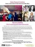 Havana Habibi: Film Screening and Panel Discussion