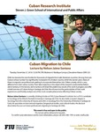 Cuban Migration to Chile: Lecture by Nelson Jaime Santana