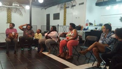 Healthy Women, Healthy Communities, Healthy Planet: A Community Conversation for Miami's Future