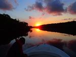 Sunrise River, Shark River by Evelyn E. Gaiser