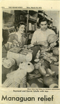 Raymond and Connie Schultz with Toys for Managuan Relief