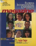 Florida International University Magazine Summer 1996 by Florida International University Division of University Relations