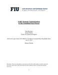 FARC Strategic Communications & The Colombian Peace Process