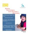 Revista Electrónica Leer, Escribir y Descubrir Septiembre 2013 Vol 1 No 2 by International Literacy Association