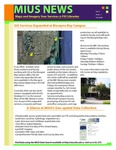 MIUS News: Maps and Imagery User Services @ FIU Green Library: Vol. 3, Issue 1 Fall 2009 by Jill V. Krefft