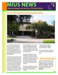 MIUS News: Maps and Imagery User Services @ FIU Green Library: Vol. 3, Issue 2 Fall 2009 by Jill V. Krefft