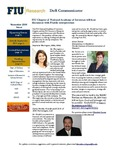 DoR Communicator - November 2014 by Division of Research, Florida International University
