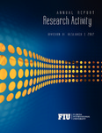 Annual Report: Research Activity (2012) by Office of Research and Economic Development, Florida International University