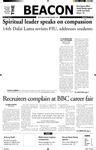 The Beacon, September 27, 2004