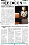 The Beacon, March 14, 2005