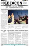 The Beacon, April 18, 2005