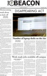 The Beacon, November 9, 2006