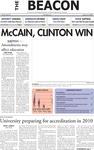 The Beacon, January 31, 2008